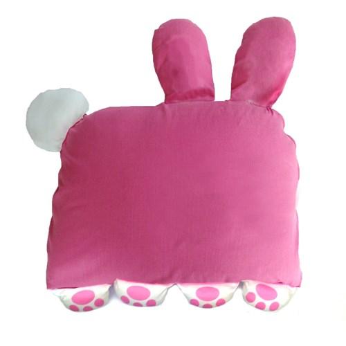[밀로앤개비] 동물베개 커버-로라(토끼)