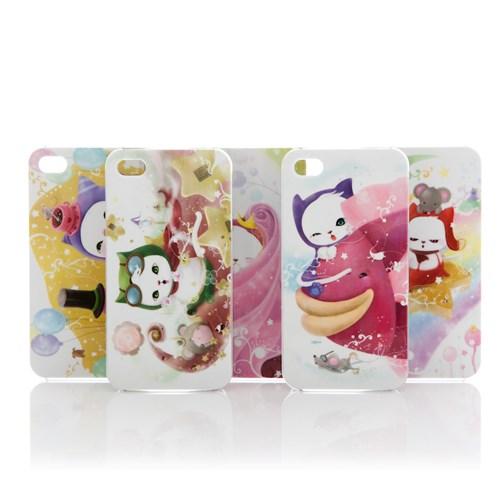 Shavicat iphone case_포유(ForU)