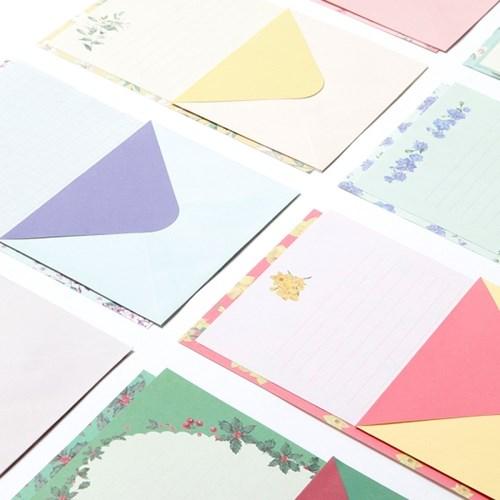 Floral Letter Set_ 제비꽃