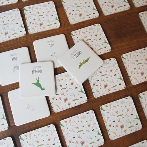 MEMORY GAME CARD
