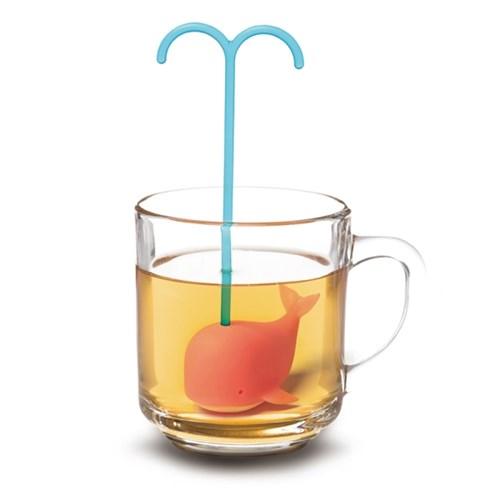 드리밍 웨일 티 인퓨저 Dreaming Whale Tea Infuser