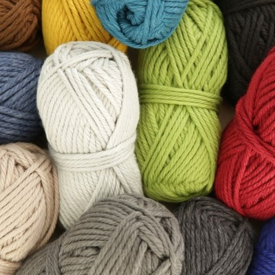 이지베틀 울앤울 털실 (16color)