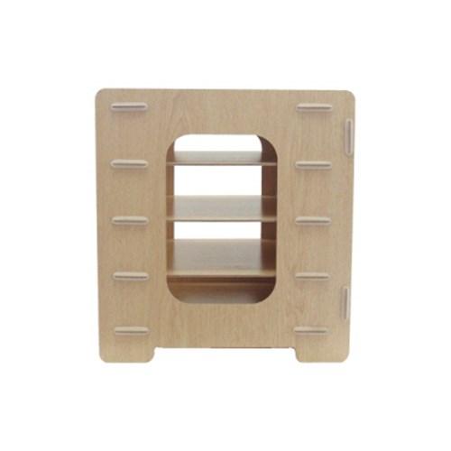 DIY IQ 퍼즐박스-다용도 화일 정리함 P1005