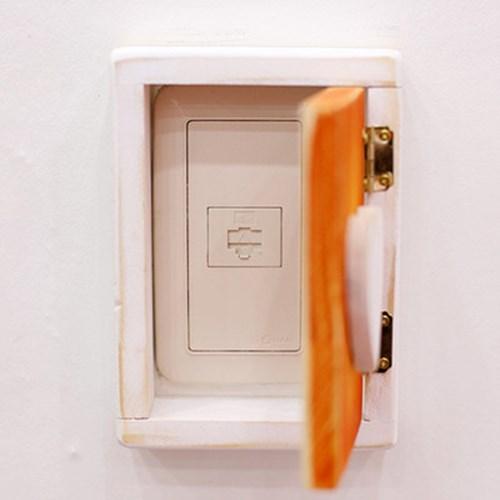 하트스위치커버2set-오렌지