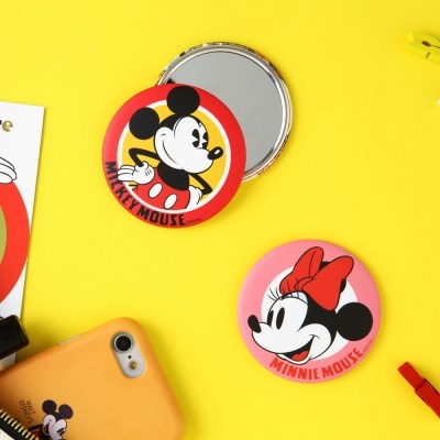 [Disney]버튼거울(손거울)