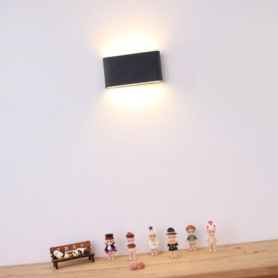 boaz 롤링 벽등 LED 12w 식당 카페 인테리어 조명