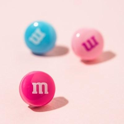 M&M 엠엔엠즈 컬러초콜릿 귀걸이