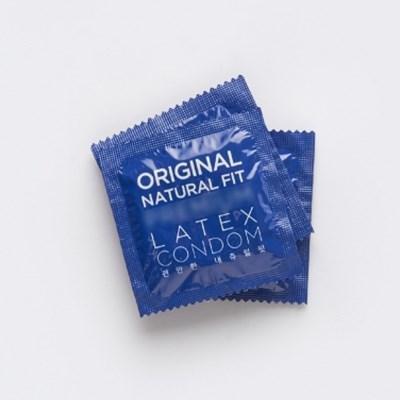 바른생각 콘돔 오리지널 내추럴핏 12개입