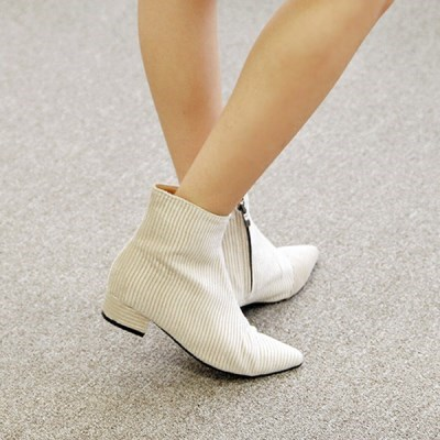 kami et muse Coduray stiletto ankle boots_KM18w109