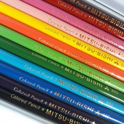 [수입 정품]귀여운 산리오 친구들 색연필12색-658499