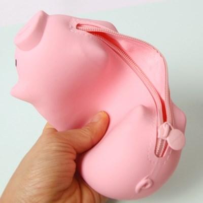 [인디고샵] 행복하면 돼지 필통