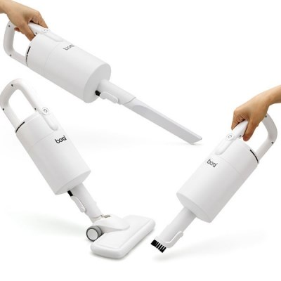 보랄(BORAL) Q10 무선 진공 청소기 BR-Q390RV