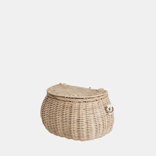 Minichari Bag - straw