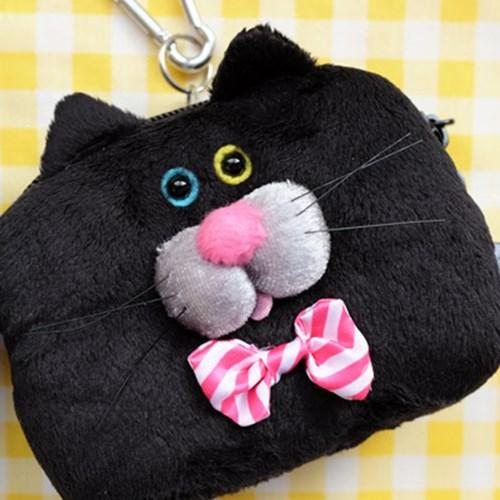 [GLADEE] 그라디 오드아이 고양이 카드케이스