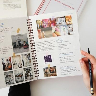 [만년] Mon journal