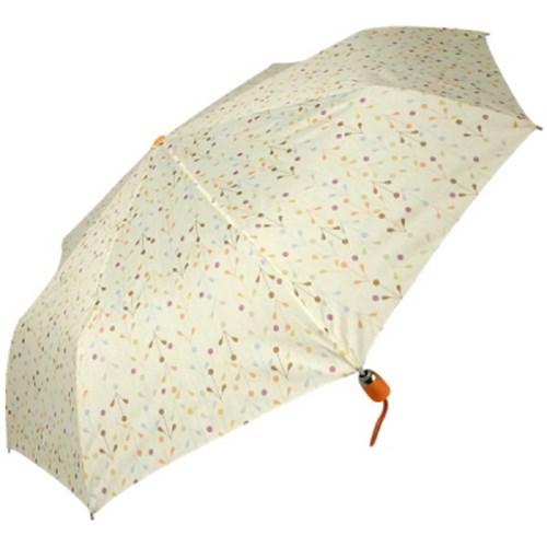 [VOGUE] 보그 3단 자동 우산(양산겸용) - 크림샤벳