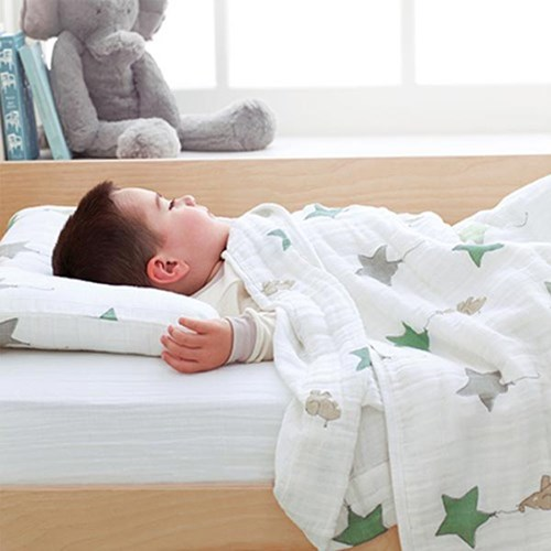 머슬린 드림블랭킷 겉싸개 아기낮잠이불 (디자인선택)
