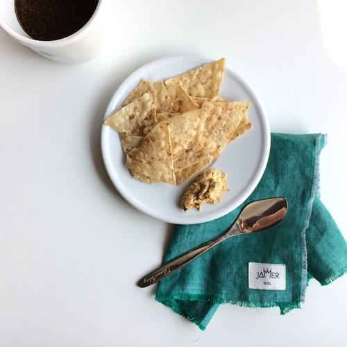 린넨 바이컬러 키친크로스 : linen bicolor kichen cloth [7colors]