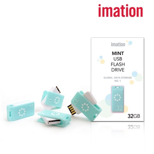 [Imation] 민트 USB 8GB