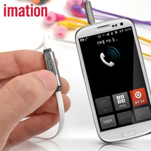 [Imation] IB-400 Stylish 커널형 이어폰