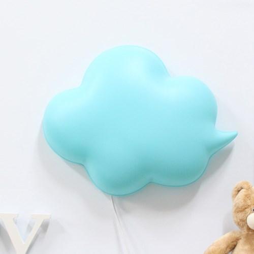 [LAMPDA] 밝기조절 LED형 구름모양 벽등