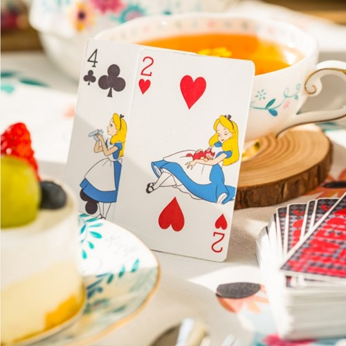 [Disney]Alice_Playing Cards