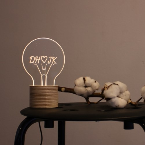 룩앳램프 필라멘트 (Look at lamp - filament)