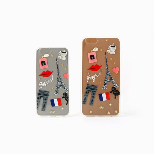 I Love Paris iPhone 6/6S/6Plus Case
