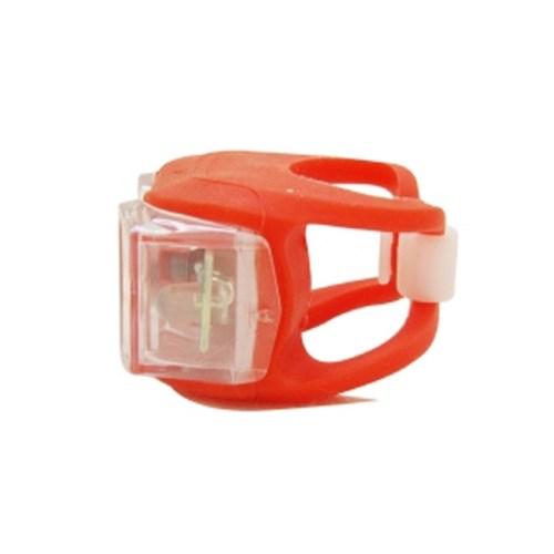 PH 자전거용 LED 실리콘 라이트(전조등 후미등)세트