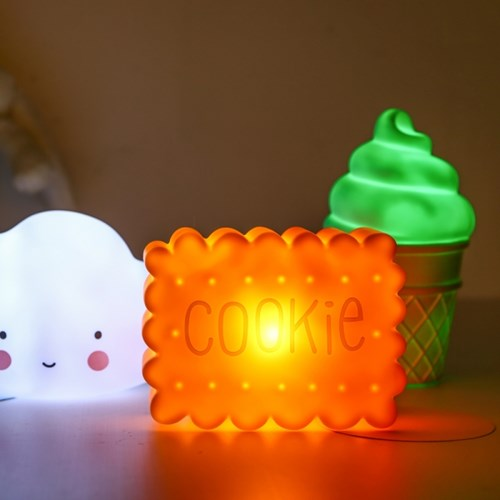 mini cookie lamp