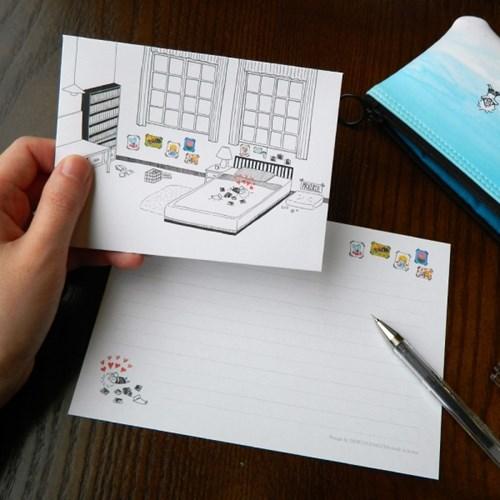Medium  letterpaper
