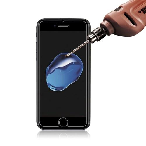 [아이폰7/7+,8/8+ 기본세트] 0.5mm TPU 케이스+0.33mm 강화유리 2장