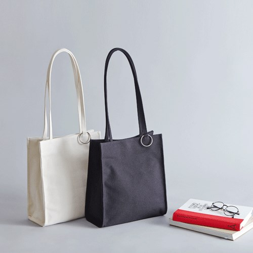 RING CANVAS BAG