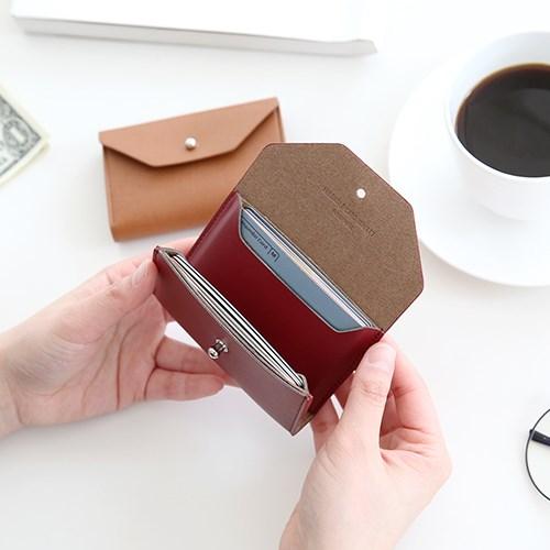 폴더블 카드지갑