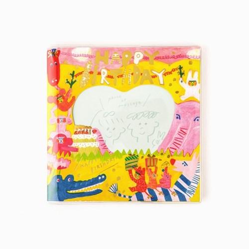 [AIUEO] PICNIC ALBUM S size with window (3 options)