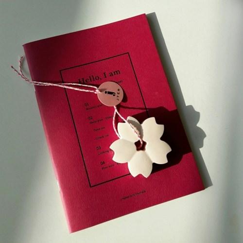 벚꽃 향기 오너먼트