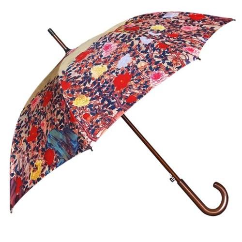 명화_모란도(W) 자동우산