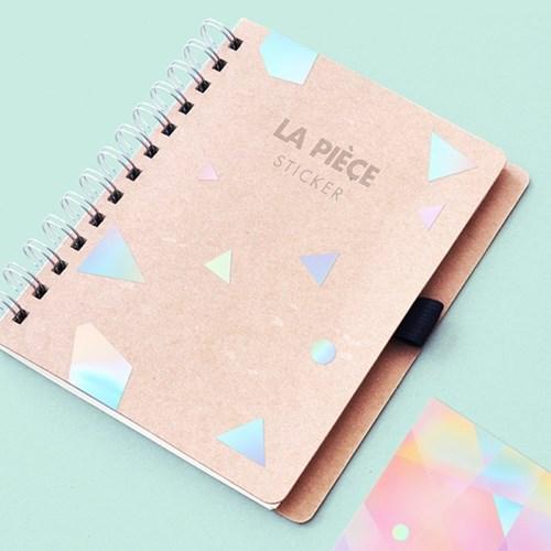 La piece Sticker - 루카랩 라 피스 스티커