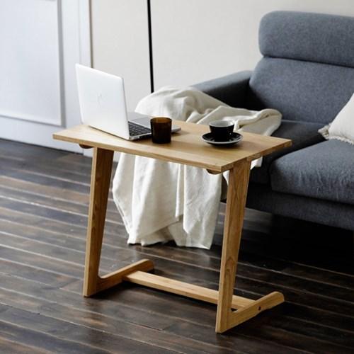 (순수원목) 소파사이드 테이블