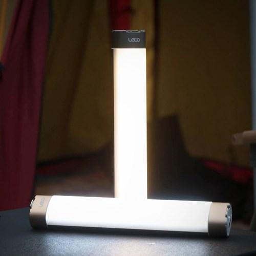 레토 여배우조명 충전식 LED랜턴 LPL-01 캠핑 LED조명