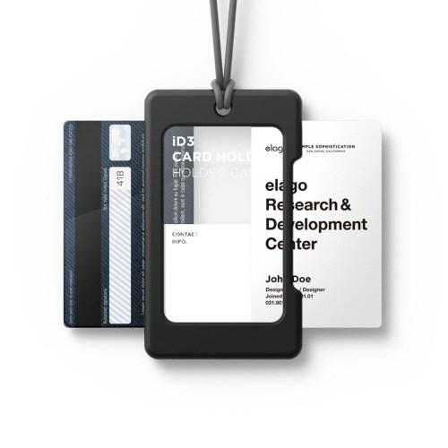 [엘라고] ID3 사원증 카드홀더 [7 color]
