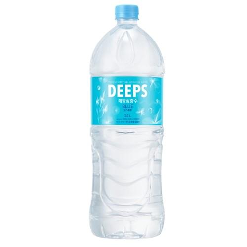 해양심층수 딥스 블루 2L*12병 / 500ml*40병