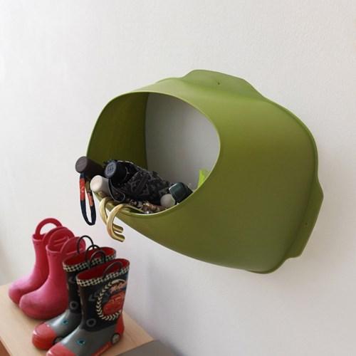 [올리빙] 올리 벽걸이수납함 2P_(12053446)