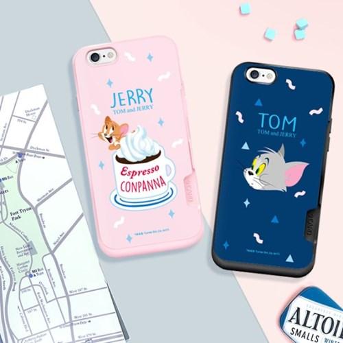 톰과제리 케이스_핑크 카드범퍼_나도! 톰