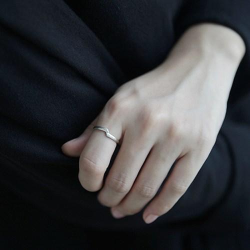 트윈이니셜 Ring (silver925)