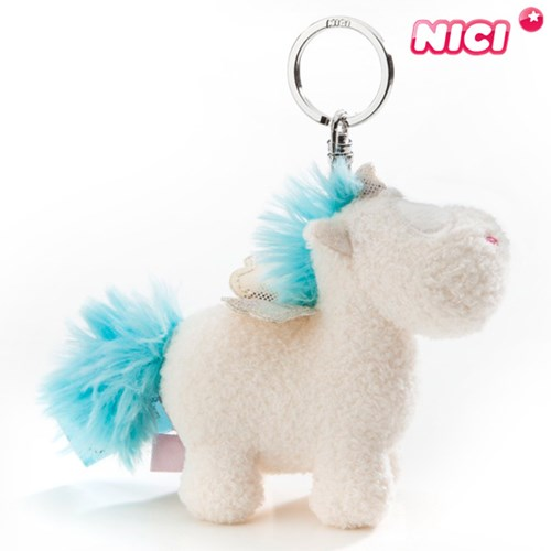 [NICI]니키 유니콘 레인보우 플레어 키체인 10cm-40092