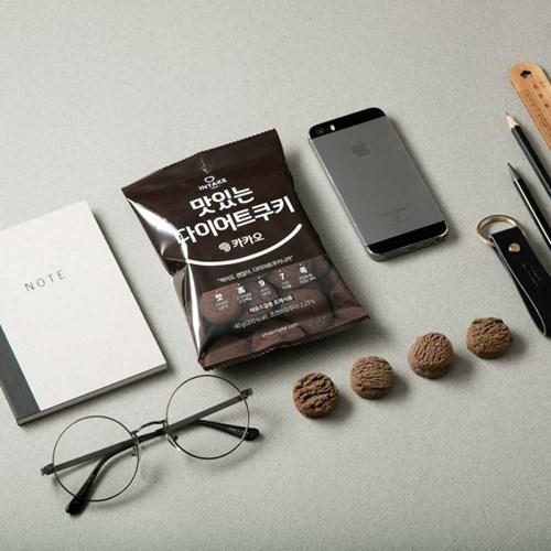 맛있는 다이어트 쿠키 카카오 (7봉)