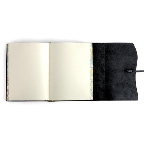 (만년형)카발리니 저널-레더 로마 블랙