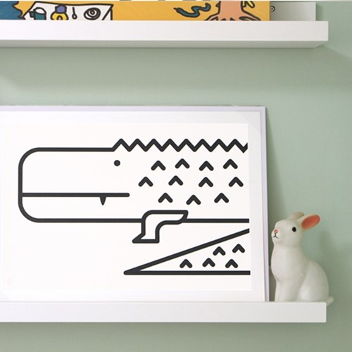 우리아이 첫 동물 포스터 / Animal Poster A4