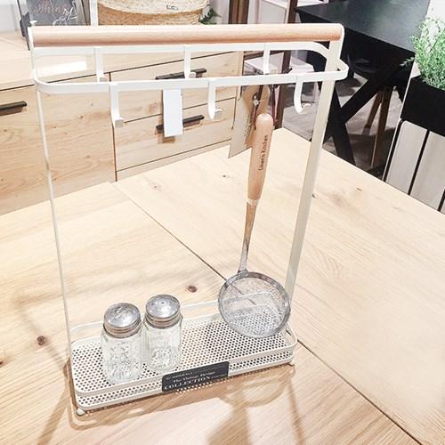 모던 키친 툴 걸이 (2color)